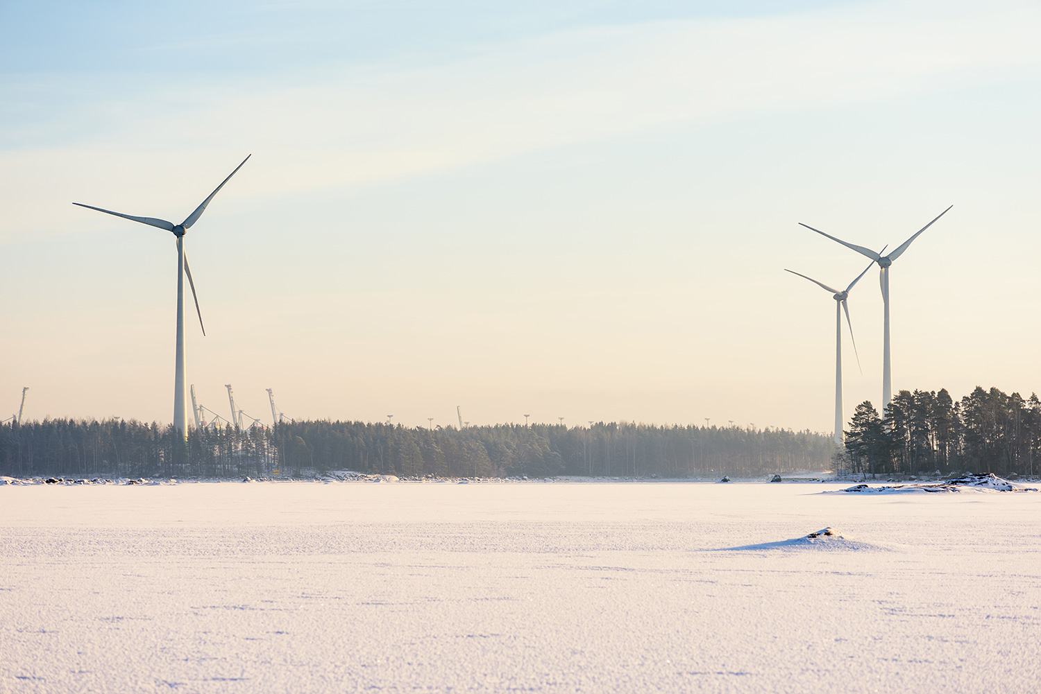 Nordisk vindproduktiom - Energi Danmark Group